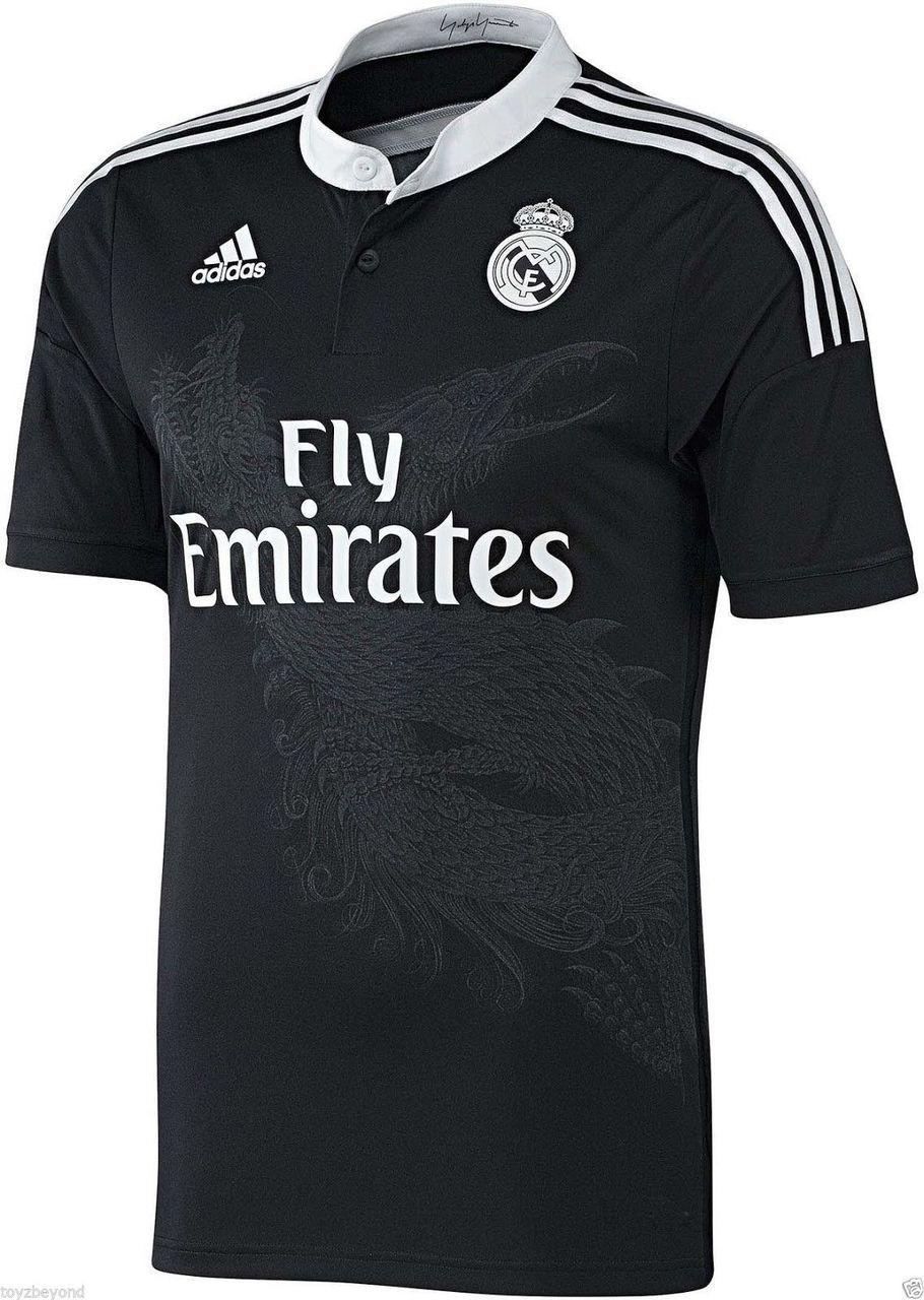 3b5fa213f3b adidas Real Madrid 2014/15 Third Soccer Jersey