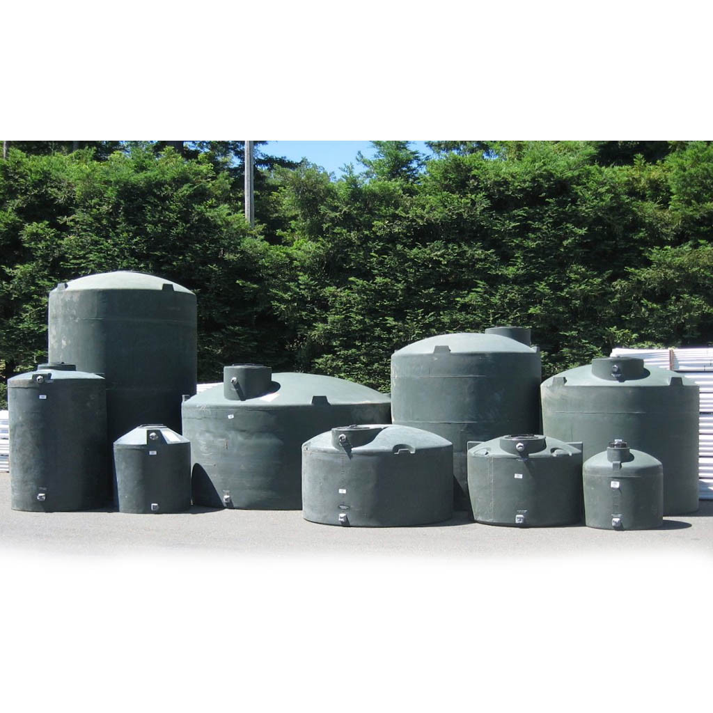 Poly Water Storage Tank - Multiple Sizes