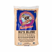 Malibu Compost - Bu's Blend Biodynamic Compost 1 cu ft