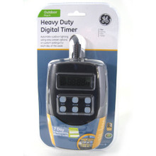 Outdoor Heavy Duty Timer