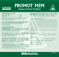 Promot MZM 1 Gallon Label