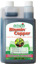 Quart Size Biomin Copper