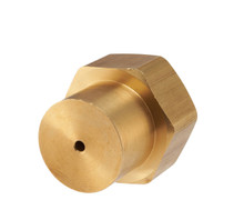 Dramm Pleated Brass Seedling Nozzle