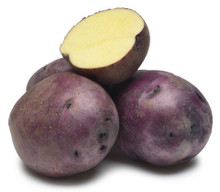 Organic Potato - Huckleberry Gold