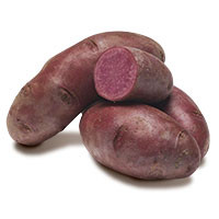 Organic Potato - Terra Rosa Fingerling