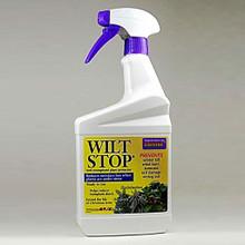 Bonide Wilt Stop 40 Oz. Ready To Use, natural plant disease control, organic gardening