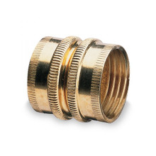 "Brass swivel adapter 3/4"" FHT x 3/4"" FHT"