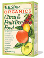 Citrus & Fruit Tree Food (7-3-3) 4 lb, organic plant fertilizer, organic gardening