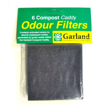 Kitchen Compost Carbon Filter