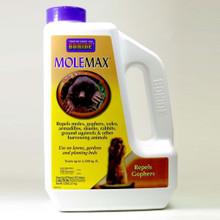 Mole Max Mole & Vole Repellent 5 lb, animal control