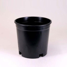 Nursery Pot Smooth, 2 Gal., gardening pot, gardening supplies