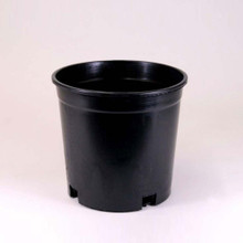 Nursery Pot Smooth, 5 Gal., gardening supplies, gardening pot