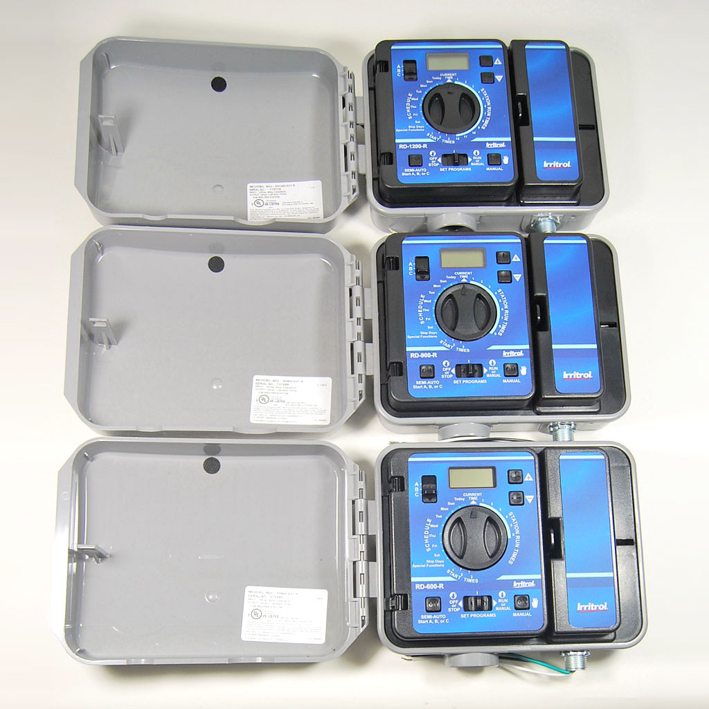 Irritrol Rain Dial Plus Outdoor Irrigation Controller/Timer