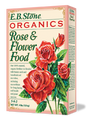 Rose & Flower Food (5-6-3) 4 lb, organic fertilizer, organic gardening