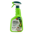Safer Tomato & Vegetable Insect Killer, 32 oz, plant treatment, organic gardening