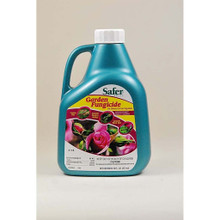 Safer's Fungicide - 16 oz. Concentrate, plant treatment, organic gardening