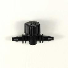 Shut Off Valve 1/4 in., irrigation system supplies, drip irrigation, drip fitting