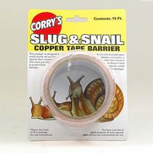 Slug & Snail Copper Barrier Tape, plant treatment, organic gardening