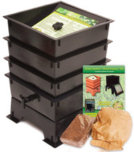 Worm Factory Worm Composter, Composting Supplies