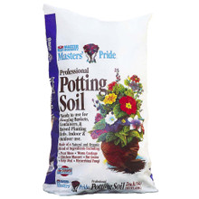 Masters' Pride Professional Potting Soil 2 cubic ft. bag