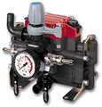 This version does NOT include a pressure regulator and gear reducer.