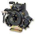"""Includes a pressure regulator with manual dump lever and a gear reducer for attaching to a gas engine with a 1"""" shaft."""