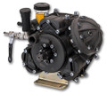 """Includes a pressure regulator and a gear reducer for mounting to a gas engine with a 3/4"""" shaft."""