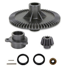 For replacing worn out gear parts on the Lesco 101186 Fertilizer Spreader. Works on enclosed Lesco gearboxes only.