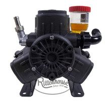 Front of the Hypro 9910-D403 Diaphragm Pump.
