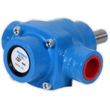 Cast iron roller pump for reliable performance in a variety of fluid transfer and agricultural spraying applications.
