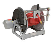 "Hannay Hose Reel Guides for 12"", 18"", or 22"" small frame hose reels. HOSE AND HOSE REEL NOT INCLUDED."