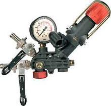Standard pressure regulator for the Udor Kappa 30 and Kappa 55/GR-5 Diaphragm Pumps.