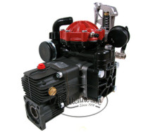 Includes a Gearbox (9910-KIT1640) and Pressure Regulator (9910-GS40GI).