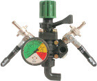 The Udor 6010.95 Pressure Regulator for lower pressure applications.