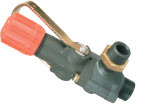 Pressure Regulator recommended for the Udor Gamma 62 Series Pumps.