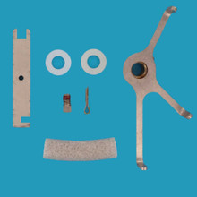 Upgrade the agitator assembly on your Lesco 101186 or 091186 Spreader with the T422400 Permagreen Agitator Kit.