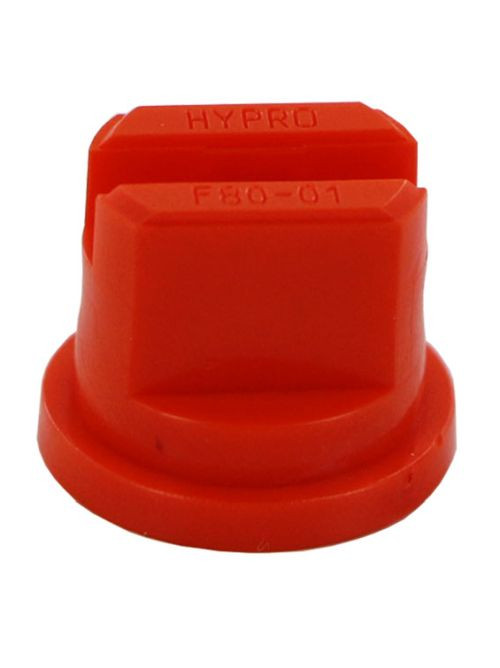 Hypro Broadcast Spray F80-04 Fantip Nozzle 80° 25 Pack Red