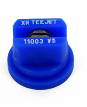 TeeJet XR Flat Fan Nozzles reduce drift at lower pressures and provide better coverage at higher pressures. Pack of 12.