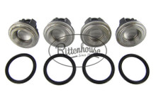 Includes valves and valve o-rings for replacements on your Hypro D30 and D30GRGI diaphragm pumps.