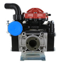 A versatile and reliable diaphragm pump by Annovi Reverberi for medium pressure treatments in lawn care, pest control, turf spraying applications, and more.