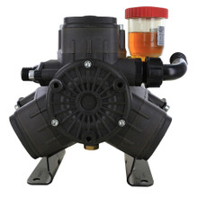 A reliable sprayer pump designed for lawn care, pest control, agricultural spraying, and more.