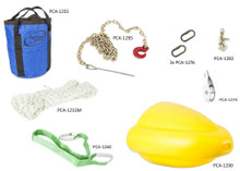 Portable Winch PCA-1005 Forestry Accessories Kit.