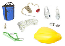 Portable Winch Skidding Cone Kit - PCA-1290-K.
