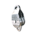 """Portable Winch PCA-1283 Double Swing Side Snatch Block with 3"""" sheave."""