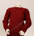 Trampass Dark Claret Sweater