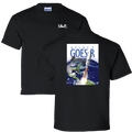 GOES-R Youth Short Sleeve T-Shirt