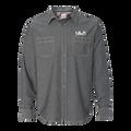 Weatherproof - Vintage Chambray Long Sleeve Shirt