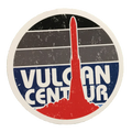 Vulcan Centaur Sticker - Package of 5