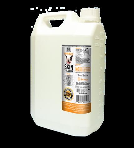 SKIN solution 1 Gallon (3790ml)
