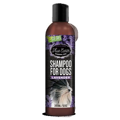 True Earth Mineral SPA shampoo Lavender 10 oz / 300 ml